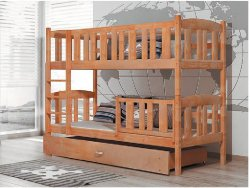 trible bunk bed - Bunk beds - KUBUŚ bunk bed