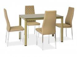 Конструкция обеденного стола с поворотной серединой. Ēdamgaldi. Galant galds