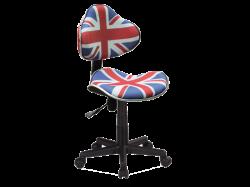 Krēsls mācībām. Q-G2 jauniešu krēsls.