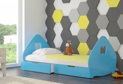 Gultiņas Gultas - Balsa gulta - masivkoka gultu razotaji