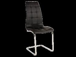 H-103 chrom krēsls. Virtuves (ēdamistabas) krēsli. Virtuves 103 serii