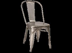 Plastmasas saliekamas mēbeles Plastikāta krēsli Loft krēsls