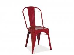 Plastikāta krēsli Loft krēsls Plastmasas saliekamas mēbeles