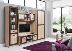 Bog Fran - Furniture Manufacturer Poland - Modern wall units - Popular BOSS 2 wall unit
