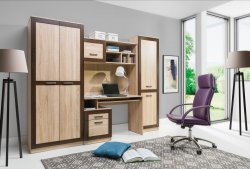 Bog Fran - Furniture Manufacturer Poland - Youth wall units - Сostly BOSS 3 teenager wall unit