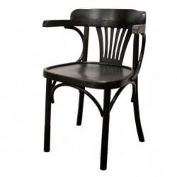 Кухни в деревянном доме. Венские стулья. Венское кресло Roza