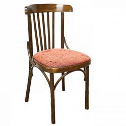 Смотреть фото гостинной. Венский стул Komfort (с мягким сиденьем). Венские стулья