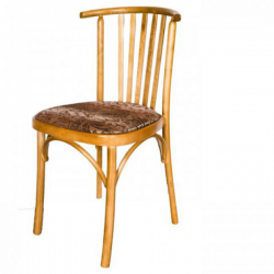 Vīne krēsli. Masīvkoka mēbeles bērza. Vīnes krēsls Magic (ar mīksto sēdekli)