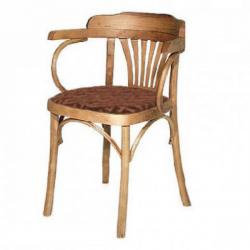 Венские стулья. Венское кресло Classic (с мягким сиденьем). Кухни в деревянном доме