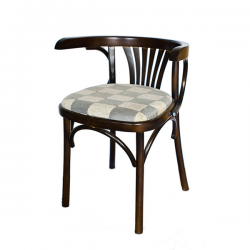 Венские стулья. Венское кресло Mario (с мягким сиденьем). Кухни в деревянном доме