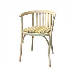 Кухни в деревянном доме. Венское кресло Aleks (с мягким сиденьем). Венские стулья