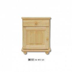 деревяні тумбочки своїми руками - Прикроватные тумбочки - SN101 ночной шкафчик