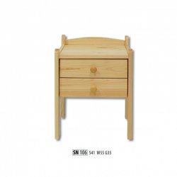 деревяні тумбочки своїми руками - SN106 ночной шкафчик - Прикроватные тумбочки