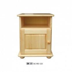 SN109 ночной шкафчик - деревяні тумбочки своїми руками - Прикроватные тумбочки