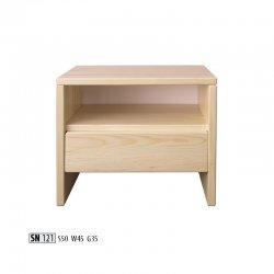 Прикроватные тумбочки - деревяні тумбочки своїми руками - SN121 ночной шкафчик