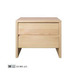 деревяні тумбочки своїми руками - SN122 ночной шкафчик - Прикроватные тумбочки