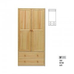 Шкафы 2-дверные - Новинки SF111 шкаф Купить Мебель