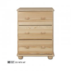 KD107 chest of drawers