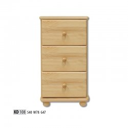 KD108 chest of drawers - Dressers  - Novelts - Sale Furniture
