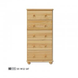 KD115 chest of drawers - Dressers - Novelts - Sale Furniture