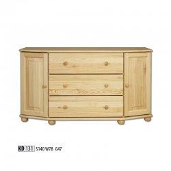 KD130 chest of drawers - Dressers - Novelts - Sale Furniture