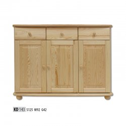 KD142 chest of drawers - Dressers  - Novelts - Sale Furniture