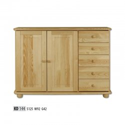 KD144 chest of drawers - Dressers - Novelts - Sale Furniture