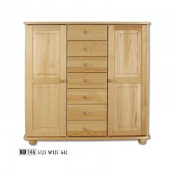 Dressers - Сostly KD146 chest of drawers Sale Furniture