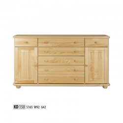 KD150 chest of drawers