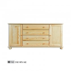 KD163 chest of drawers - Dressers  - Novelts - Sale Furniture