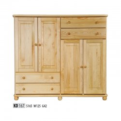Dressers - Сostly KD167 chest of drawers Sale Furniture