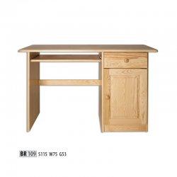 BR109 компьютерный стол - Столы компьютерные  - Новинки - Купить Мебель