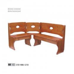 NR103 кухонный уголок - Кухонные уголки - диван кухонный угловой гомель