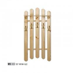Garderobes internetveikalā. WS103 pakaramais. Pakaramie apģērbam