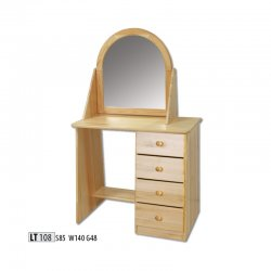 LT108 toilet table - Poland - Drewmax - Dressing tables - Bedroom