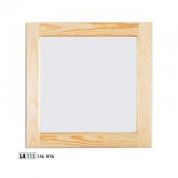 spogulis koka rāmis - Spoguli - LA115 spogulis