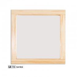 spogulis koka rāmis - Spoguli - LA116 spogulis