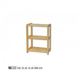 Доступная мебель RG125 стеллаж Купить Мебель