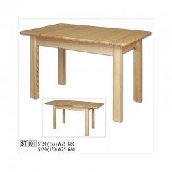 ST101 раскладной стол 155. 155 220. Раскладные столы
