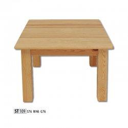 Žurnālu galdi - moderni galdi rīgā - ST109 koka galds