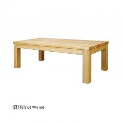 Interesanti galdi virtuvei. ST116 деревянный стол. Журнальные столы