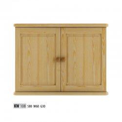 KW108 sienas skapītis. Guļamistabas skapītis sienas. Sienas skapīši