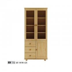 Витрины - KW116 витрина - витрина для магазина