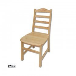 KT109 деревянный стул - стул деревянный цельный цена - Деревянные стулья