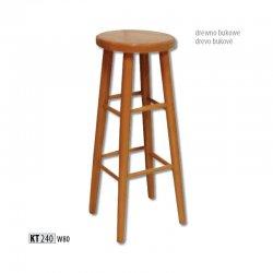 KT240 koka bāra krēsls. Bāra krēsli. Virtuves mēbeles bāra krēsli