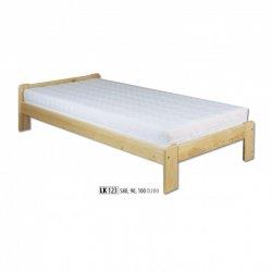 LK123 деревянная кровать - Деревянные кровати  - Новинки - Купить Мебель