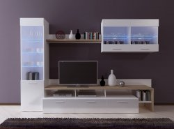 Bog Fran - Furniture Manufacturer Poland - Modern wall units - Popular CALISTO wall unit