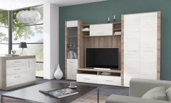 Bog Fran - Furniture Manufacturer Poland - Modern wall units - Popular VENECIA wall unit