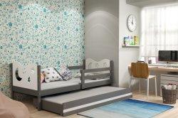 MAX 190 двухместная детская кровать. Детские комнаты для двоих детей с откидными кроватями. Кровати двухъярусные