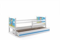 Bernu gultas saldu. TAMI 190 bērnu gulta. Gultiņas Gultas
